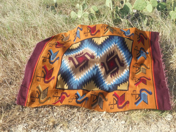 Andeans Inca Hand Woven tapestry Size: 61 inch X 45 inch