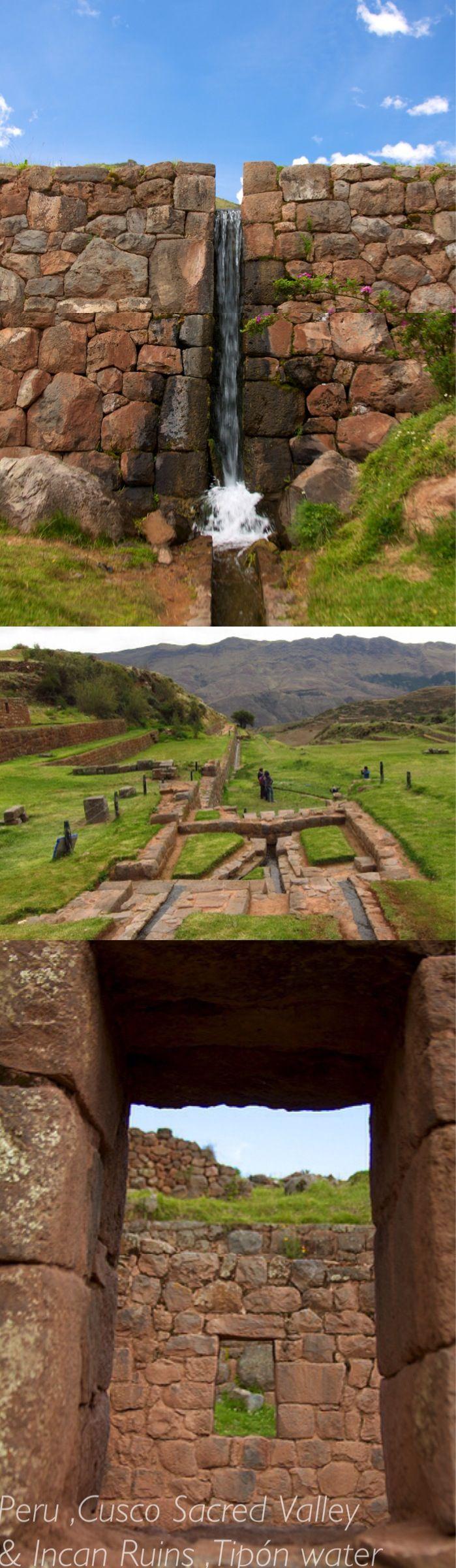 Peru, Incan Ruins