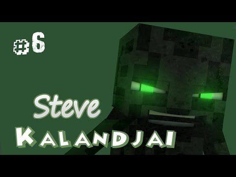 Steve kalandjai 2  epizód MAGYAR SZINKRON - YouTube