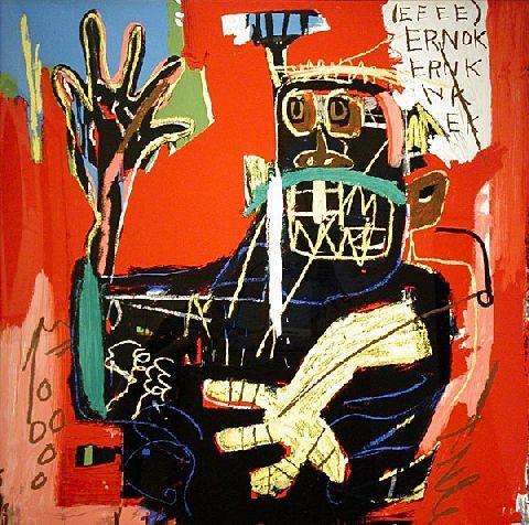 Jean-Michel Basquiat – artiste américain – Eléments de biographie et quelques œuvres