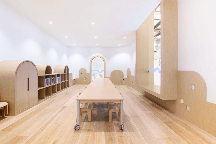 NUBO Play centre #design #interior #kids #play