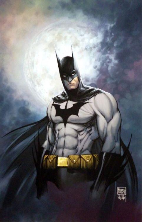 Batman - Michael Turner                                                                                                                                                                                 More