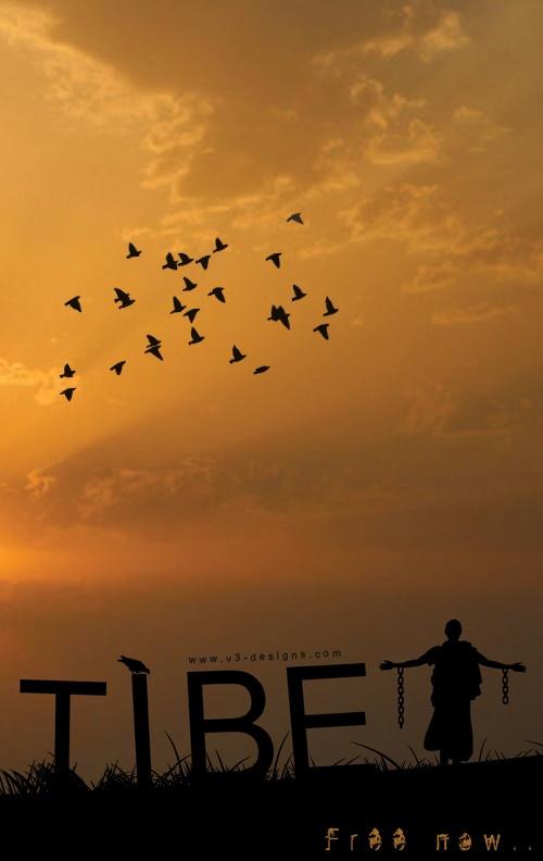Enlightenment- Free Tibet