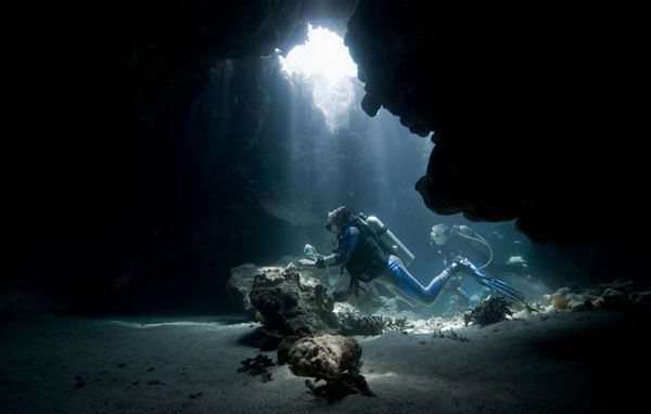5 Tips For Cavern Diving   Scuba Diving
