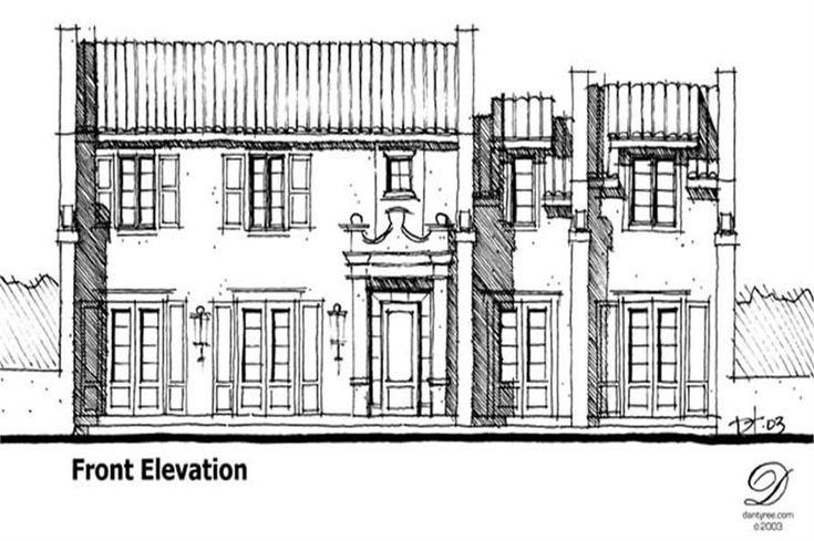 Hlavní obraz na dům plán # 9945