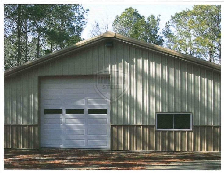 19 best images about Steel Buildings | Workshops and Garages on ...