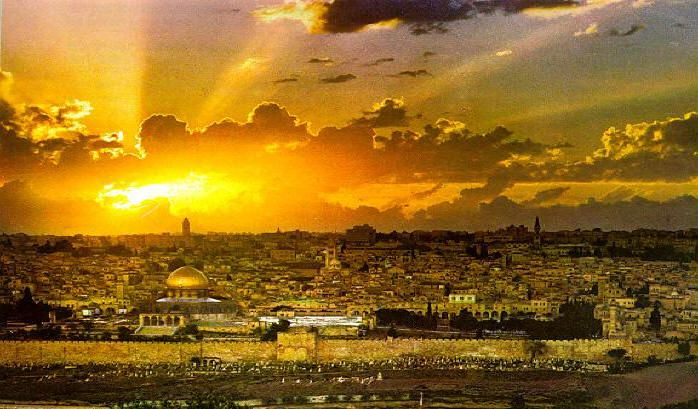 Jerusalem- This is a place I am going to visit someday!