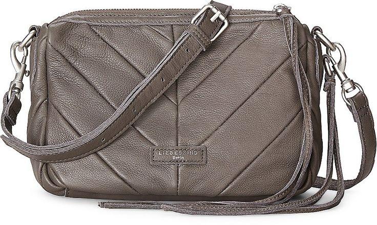 Tasche JULIETTE von Liebeskind in grau hell für Damen. Gr. 1