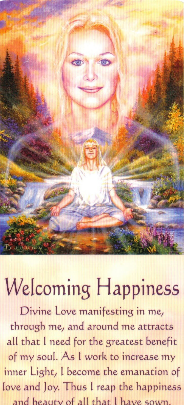 Welcoming+Happiness by Mario Duguay