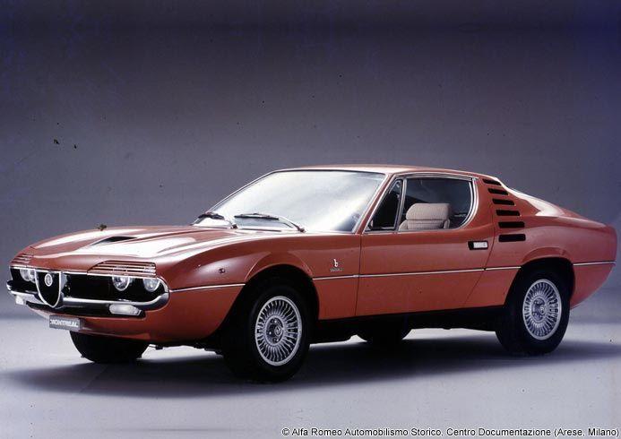1970 Alfa Romeo Montreal A rare, underrated gem. This is pure Italian Car Porn