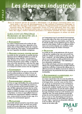 COMPASSION IN WORLD FARMING C5. Resources for Modern Language Teachers  14-19+ years - French, modern foreign language. Compassion in World Farming resources published in France and Spain available for use by teachers of French and Spanish.