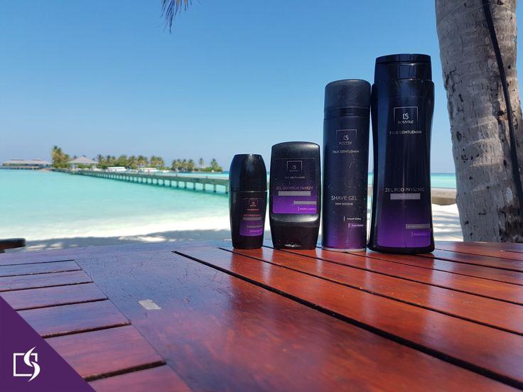 #beauty #beach #cosmetics #palmtree #molo #sea #ocean #snad #skin #view #holidays #collagen #women