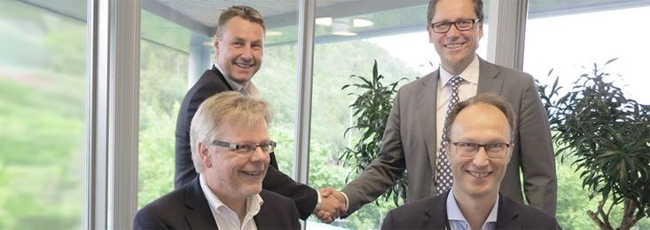 Rolls-Royce, The Norwegian University of Technology Science (NTNU), research organisation SINTEF Ocean, and classification society DNV GL have signed a memo