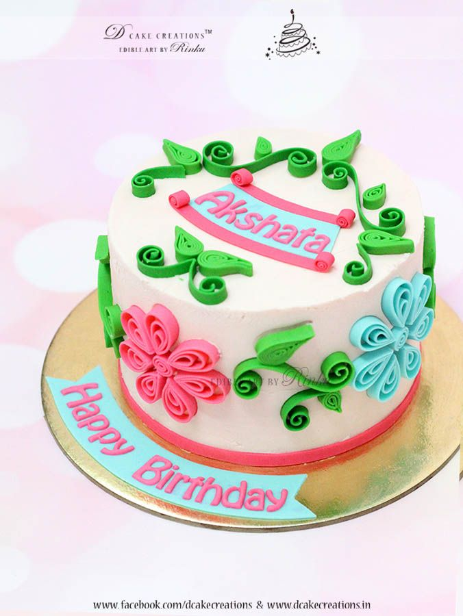 Best 25+ Quilling Cake ideas on Pinterest Fancy letters ...