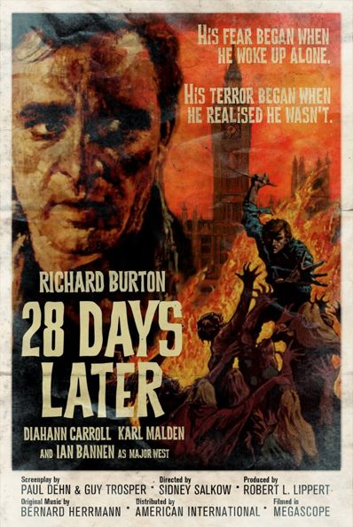 Movies re-imagined for another time & place by Peter Stults