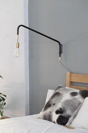 Salisbury Bedside Lamp // Pedersen + Lennard