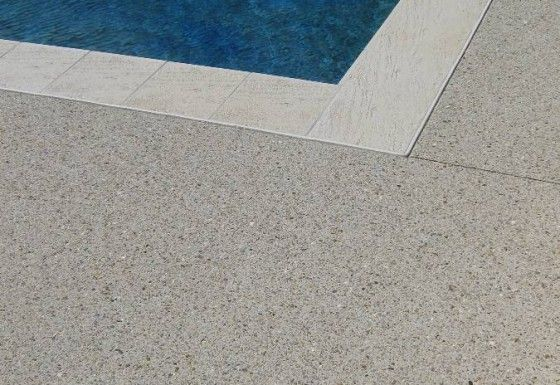 Image Result For Exposed Aggregate With Travertine