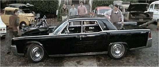 Animal House - Lincoln Continental