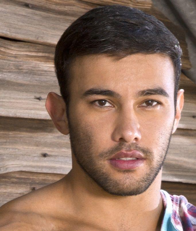 Dorian Ferro Pretty Faces Male Beauty Pretty Face Black