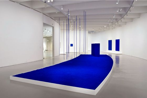 Yves Klein Blue..this is the color of my dreams