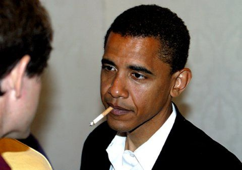 ObamaCare contains provisions that punish smokers, but as usual the laws don't apply to those who make them - FrontPage