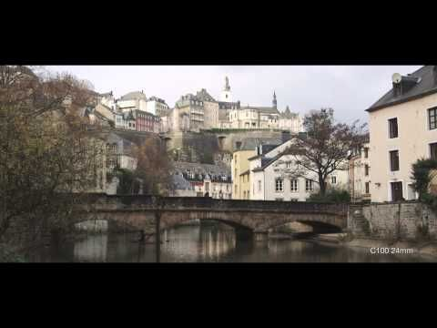 24 Hours in Luxembourg City (SIGMA 24-105mm f4 DG OS HSM Art (A))