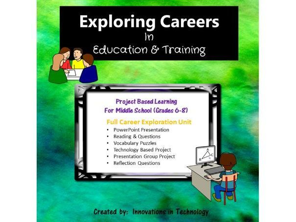 Exploring Careers: Education & Training | TES Technology