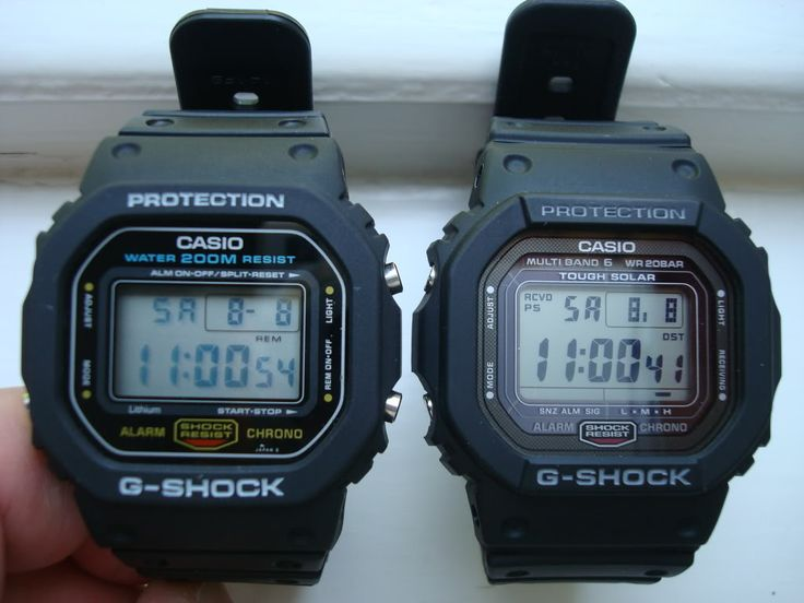 Casio GW-5000-1JF or Else?