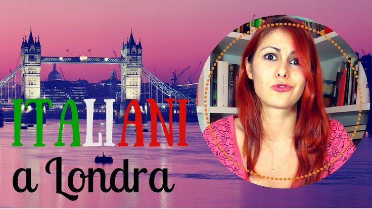 ITALIANI A LONDRA?