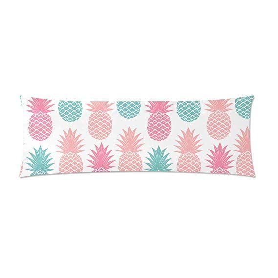InterestPrint Body Pillow Covers