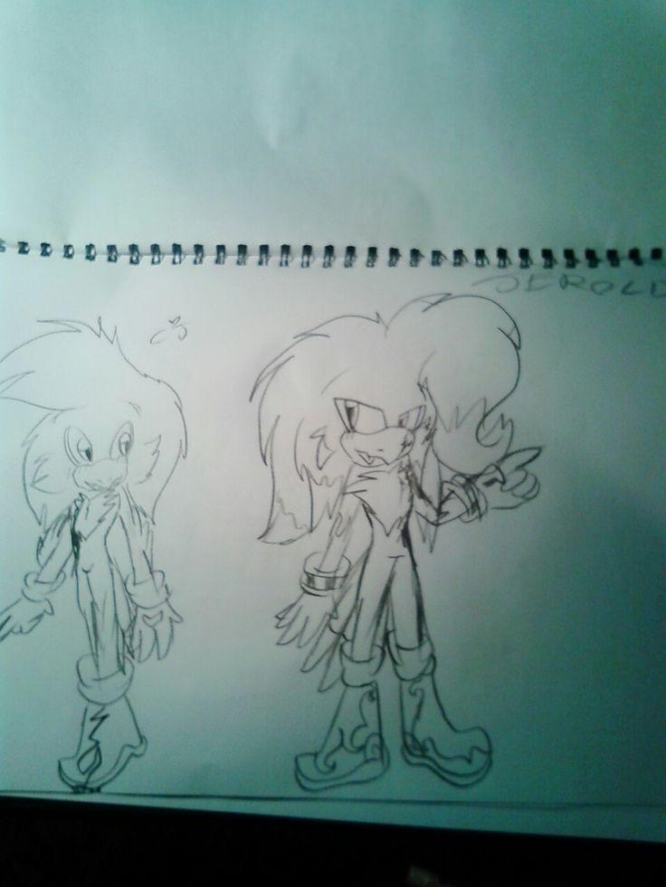 Sonic yaoi Jerold x Cj
