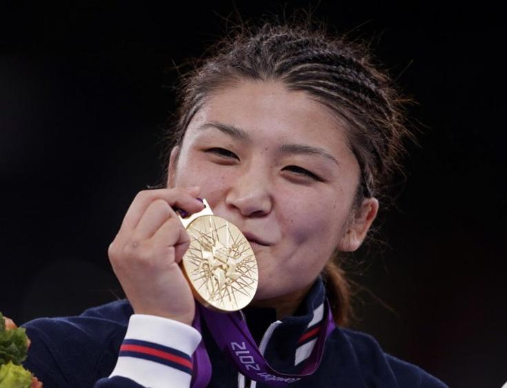 レスリング・フリースタイル女子63kg級決勝