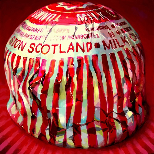 Food of the gods.  Tunnocks tea cakes!!    ---Seriously though guys... I am obsessed.