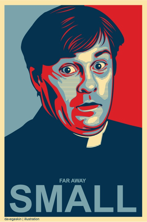 Father Ted's Dougal - SMALL by =BikerScout on deviantART