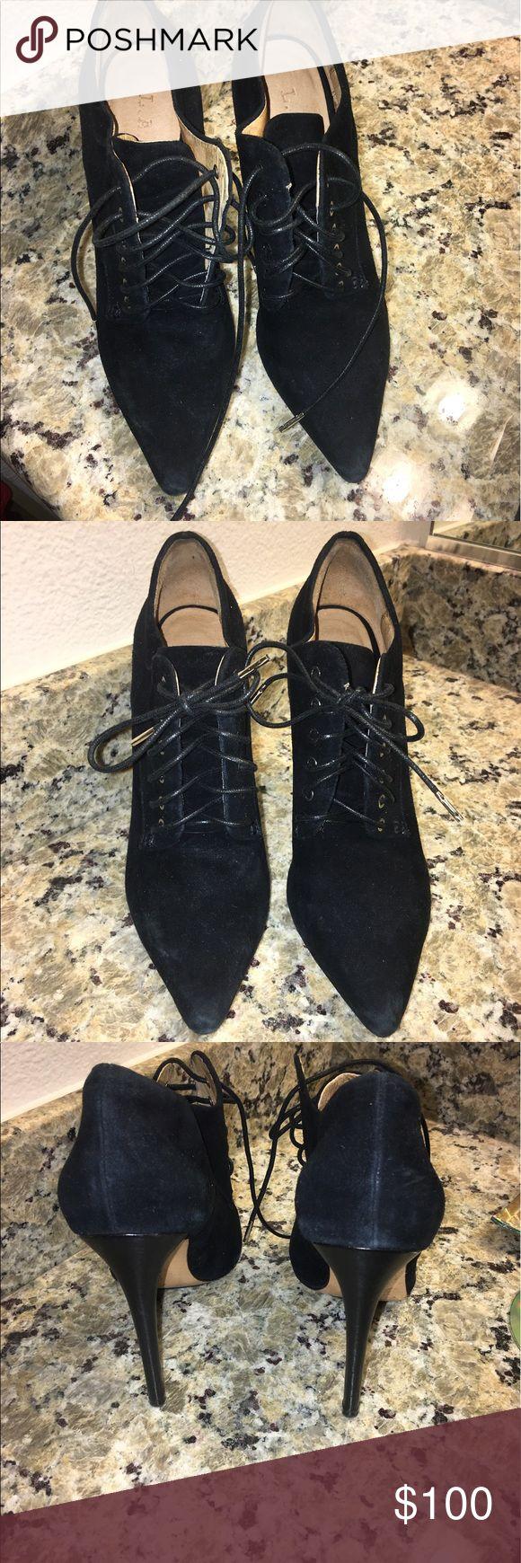 Lamb Heels Gently worn Lamb heels sz 7.5 Lamb Shoes Heels
