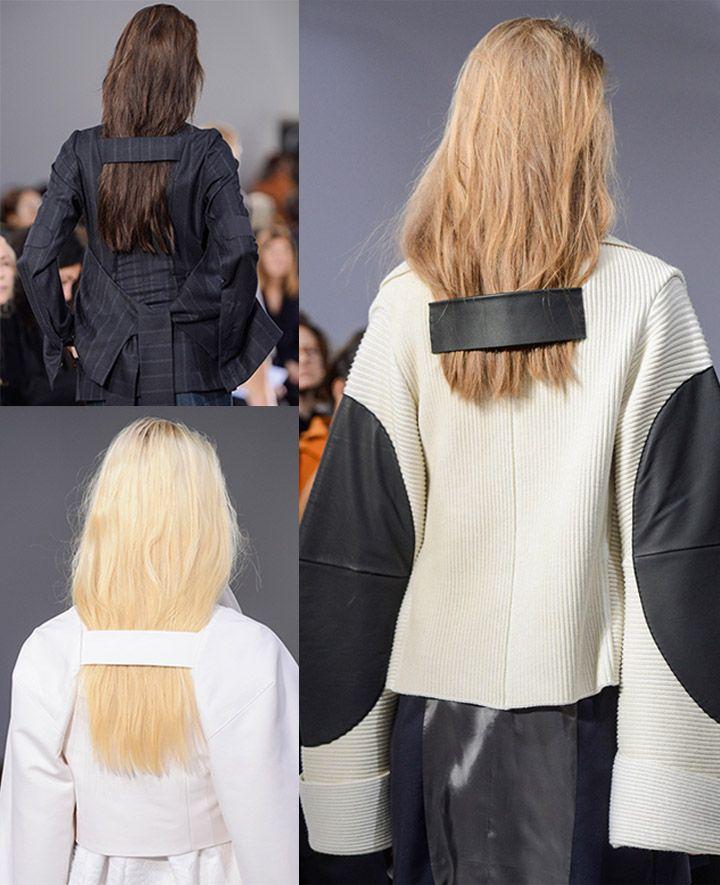 Maison Martin Margiela Fall 2013 Hair Tuck | DeSmitten