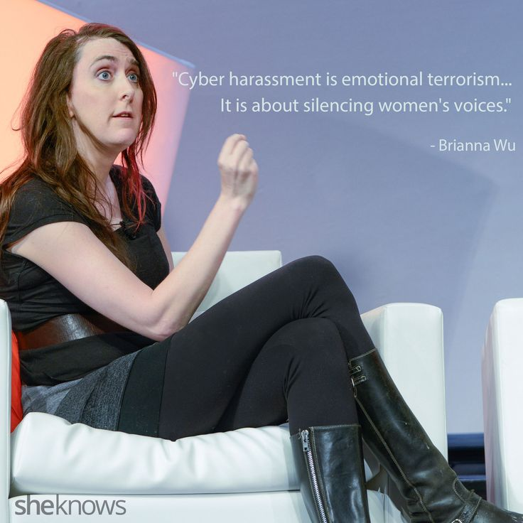 What It's Like to Be a Target on the Internet Every Day: Brianna Wu and Shireen Mitchell at #BlogHer15 | BlogHer