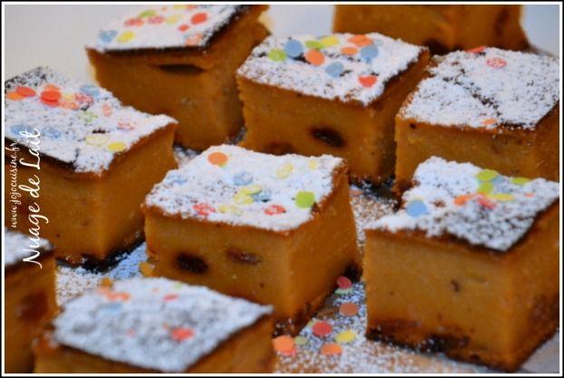 Recette - Pudding aux raisins et Rhum de Dunkerque | 750g