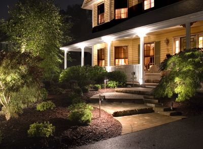 LIGHTING - Hispanics Landscaping Services