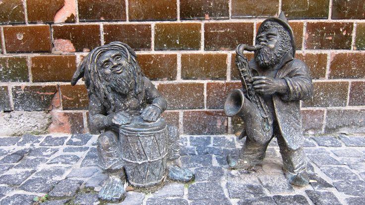 Call Them What you Will: Wrocław's Gnomes, Wrocław's Dwarfs, or Wrocławskie Krasnale...