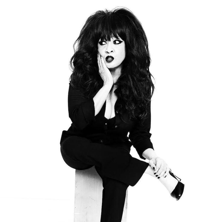 ronnie spector, the original bad girl of rock 'n' roll, on why she'll never quit
