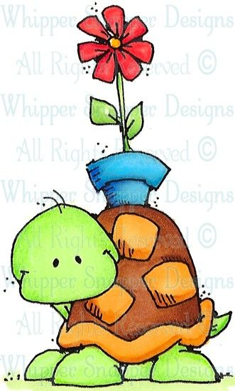 Mozart - Reptiles - Animals - Rubber Stamps - Shop