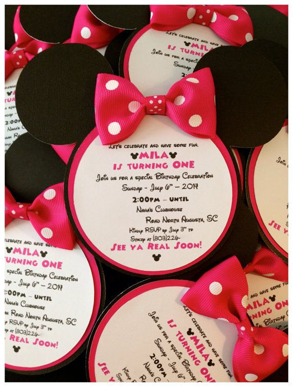 Hey, I found this really awesome Etsy listing at https://www.etsy.com/listing/217617249/minnie-mouse-inspired-birthday