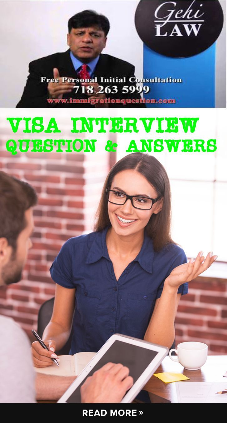 Top Visa Interview Question & Answers – US Immigration Tips