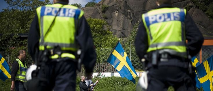 Swedish Police Tell Women Not To Go Out Alone Due To Migrant Violence
