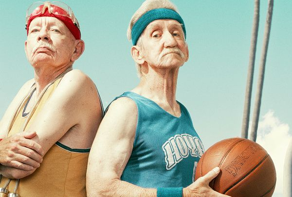 The Golden Years, photography by Dean Bradshaw