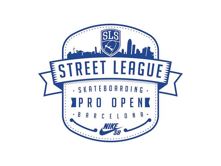 Street League Skateboarding Pro Open Barcelona 2016 by ikhsan Rahandono