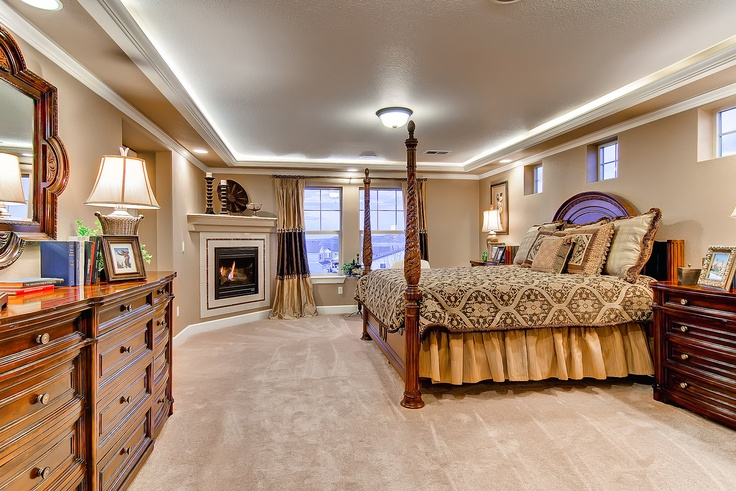 1000 images about fireplaces by oakwood homes on for House plans with fireplace in master bedroom
