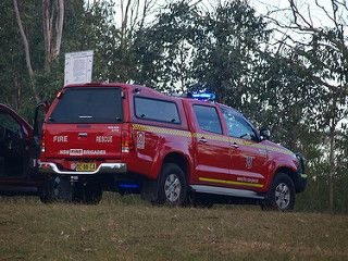 NSWFB - Bushfire Officer Vehicle | by Photography Perspectiv