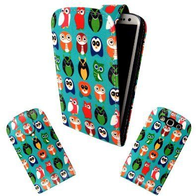 STYLEYOURMOBILE SAMSUNG GALAXY S3 S III I9300 PRINTED MAGNETIC FLIP PU LEATHER CASE COVER POUCH + SCREEN PROTECTOR + STYLUS (Multi Birds Owels) STYLE YOUR MOBILE LIMITED http://www.amazon.co.uk/dp/B00INZKP4A/ref=cm_sw_r_pi_dp_sZgJub13M8SEB